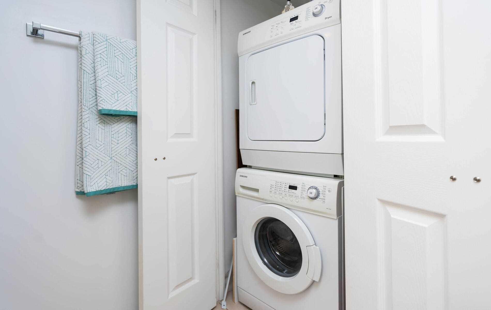 120 Dallimore Circ. 402 - Laundry